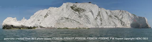 Baie de Scratchell - cliché de P?M. Hopson