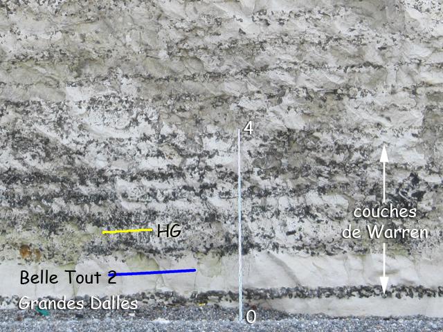 Veulettes mare plaine falaises de craie for Warren silex