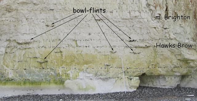 bowl-flints