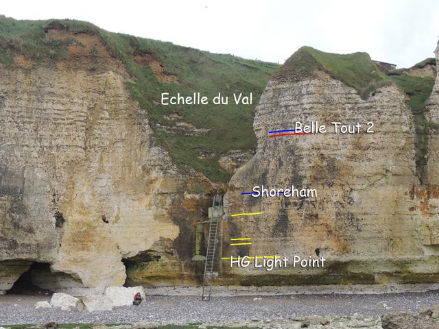L'échelle du Val Saint-Martin