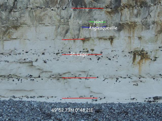 49°52.73'N 0°48.21'E Sous la marne Anglesqueville